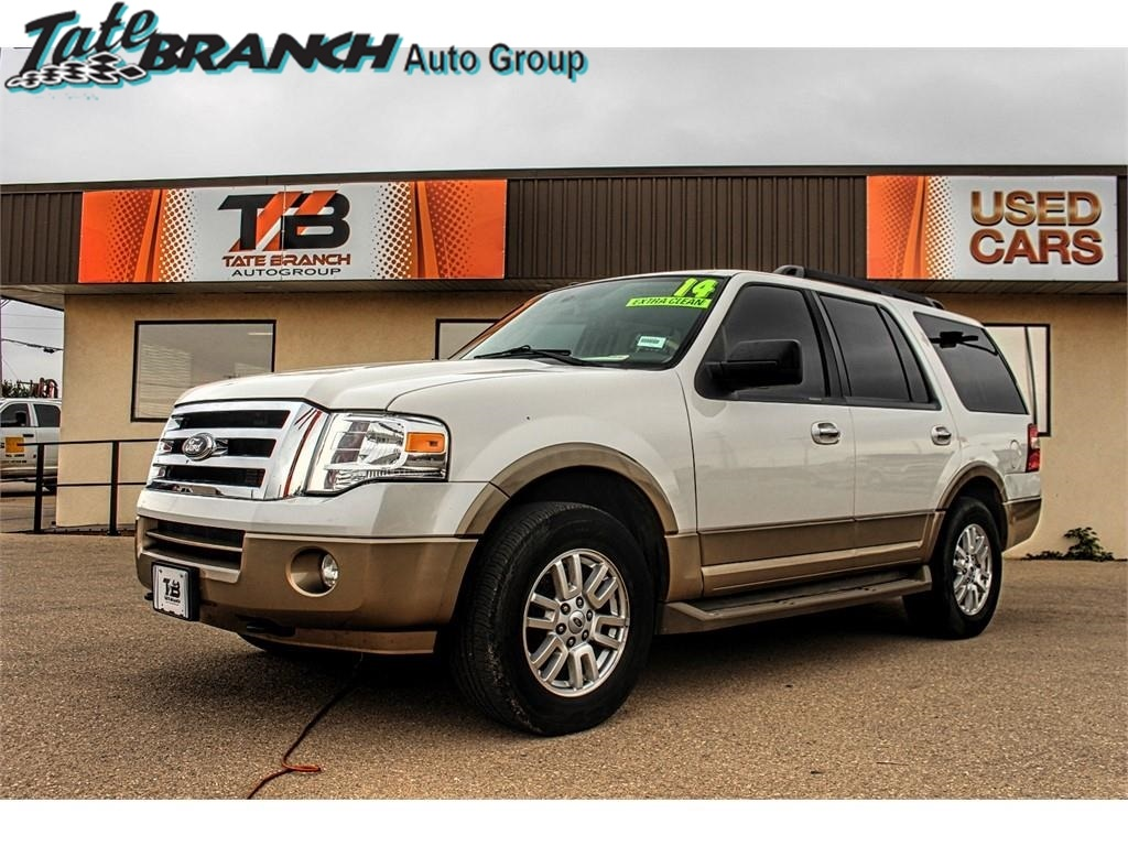 Pre owned 2014 ford expedition xlt