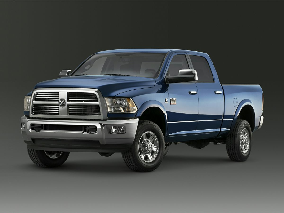 Pre-Owned 2011 Ram 2500 Power Wagon