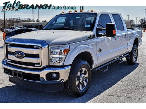 Pre-Owned 2015 Ford F-350SD Lariat